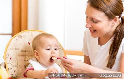خوراکی هایی که نباید به نوزادان بدهید!
