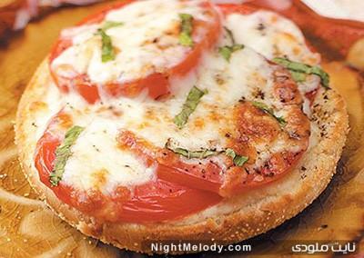 طرز تهیه اسنک گوجه فرنگی