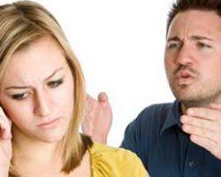 در دعواهای زن و شوهری نبازید!