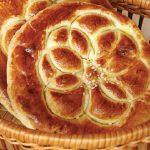 طرز تهیه نان مغزدار