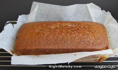 طرز تهیه کیک عسل و زنجبیل