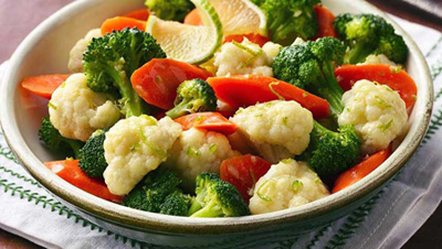 روشهای پخت غذا با روغن کم