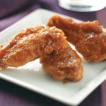 بال مرغ کبابی به سبک آسیایی