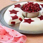 طرز تهیه ژله انار و بستنی برای شب یلدا