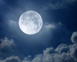 تاثیر شگفت انگیز ماه کامل بر سلامتی انسان