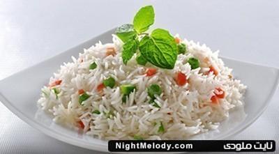 فنون مهم در پخت برنج