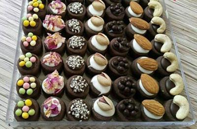 طرز پخت شیرینی اتابکی یا ولیعهدی، مخصوص عید