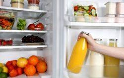 نکته های مهم در نگهداری مواد غذایی