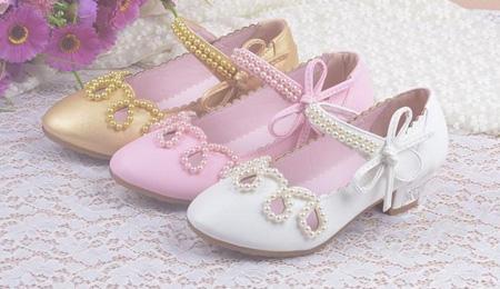 کفش مجلسی و اسپرت دخترانه