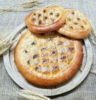 طرز تهیه نان پیده ترکی