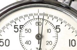 """طول """"یک ثانیه"""" واقعا چقدر است؟"""
