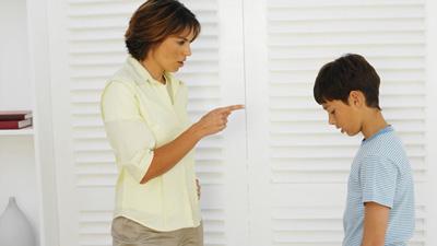 جملات مخربی که تاثیری منفی بر ذهن کودک می گذارد