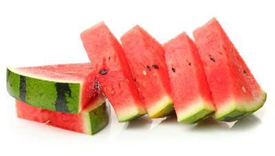 علت و زمان خوردن هندوانه