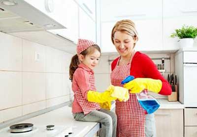چگونه فرزند مسئولیت پذیر پرورش دهید؟