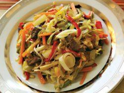 طرز تهیه کباب مغولی