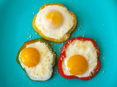 اگر کودکتان تخم مرغ نمی خورد!
