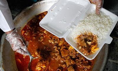 نکته های بهداشتی مهم در پخت غذاهای نذری