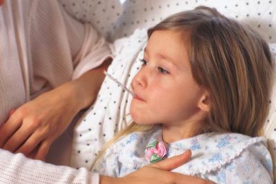 تب و تشنج کودکان