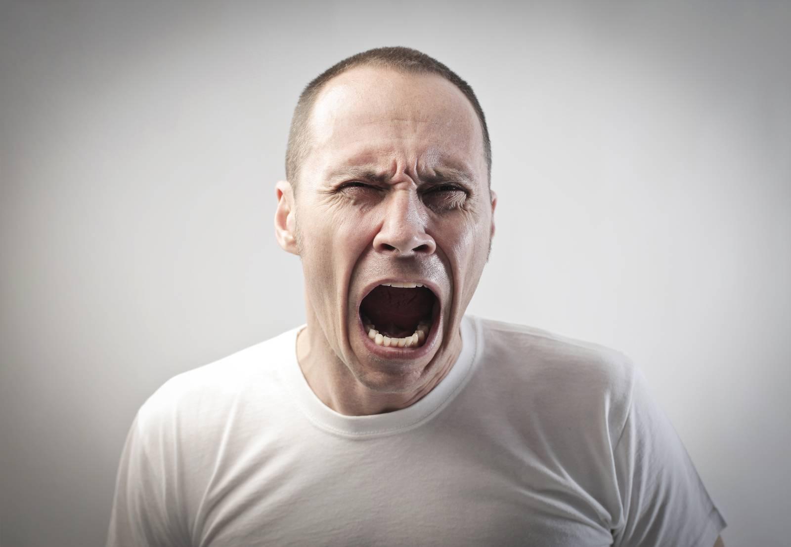 دانستنی هایی راجب اختلال خشم