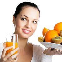 توصیه های تغذیه ای برای زیبایی پوست