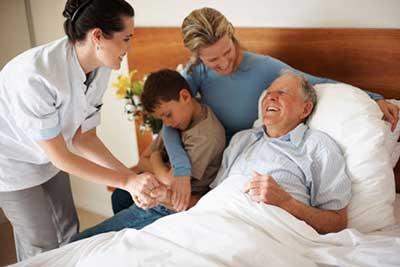 روشهایی برای روحیه دادن به یک سالمند