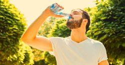 در رابطه با تامین آب بدن بعد از ورزش چه می دانید؟