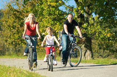 با فواید دوچرخه سواری آشنا شوید..!