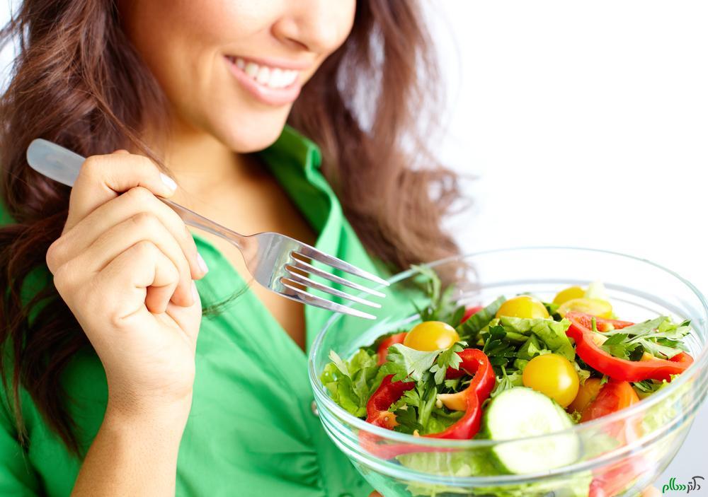 در رابطه با تغذیه ی خود اطلاعات کافی داشته باشید