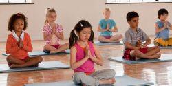 آیا ورزش یوگا برای کودکان مفید است؟