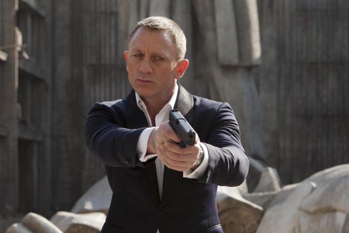 """اخبار و حواشی فیلم جدید """"جیمز باند """""""