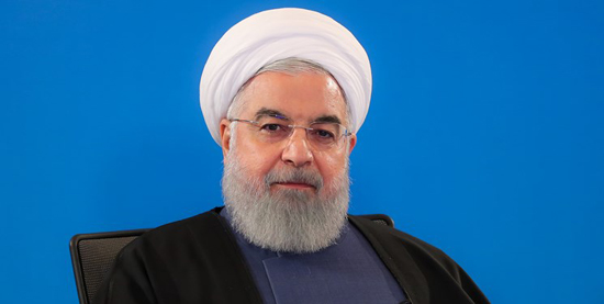 سورپرایز تولد رئیس جمهور حسن روحانی در هواپیما +عکس