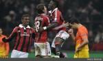 بازی بارسلونا و میلان