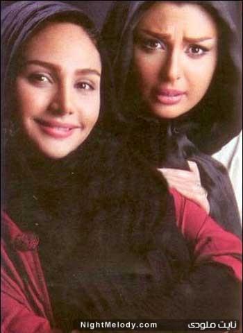 عکس های نیوشا ضیغمی با خواهرش