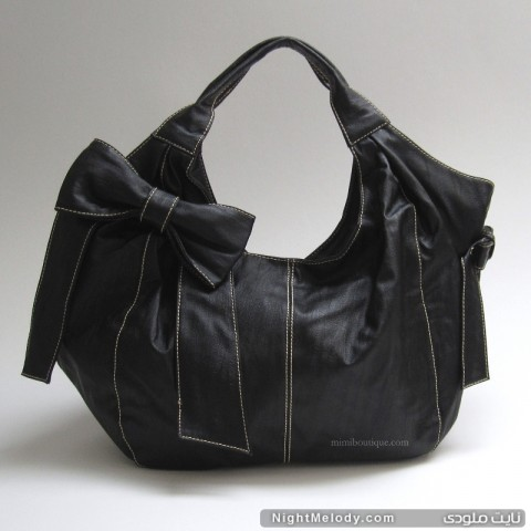 مدل کیف های مشکی
