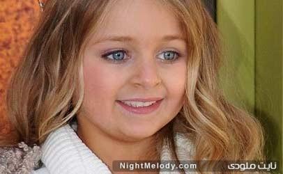 دختر شش ساله میلیونر و ملکه زیبایی