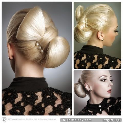 جدیدترین مدل موهای زنانه2013