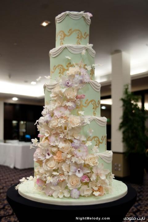 جدیدترین مدل های کیک عروسی2013