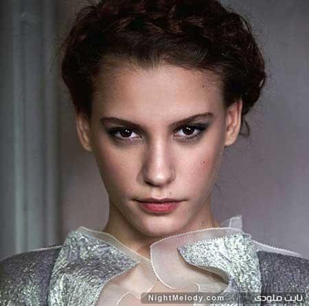آموزش آرایش چشم زنانه طرح ترکی