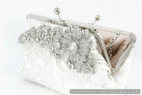 جدیدترین مدل کیف دستی زنانه 2014(سفید)