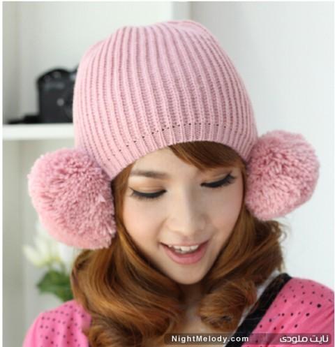 جدیدترین مدل کلاه های زمستانی زنانه