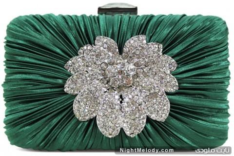 مدل های کیف زنانه سبز رنگ 93