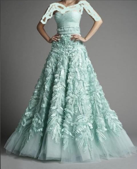 جدیدترین مدل لباس نامزدی 2015 (سری1)