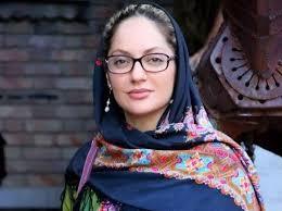 مهناز افشار در تاجیکستان طلاق گرفت
