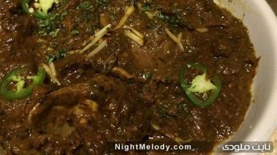 طرز تهیه قورمه سبزی هندی