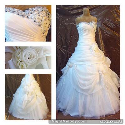 نکاتی برای انتخاب لباس عروس