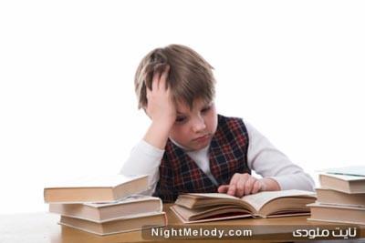بگذارید بچه ها یه کم استرس هم داشته باشند!