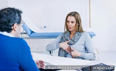 سوزش سر دل در بارداری