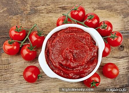 روش های کامل تهیه رُب گوجه فرنگی
