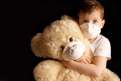 عوارض آلودگی هوا بر سلامتی کودکان