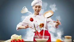فنونی برای آشپزی آسان